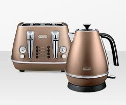 Delonghi Toaster Blue Kettles And Toasters