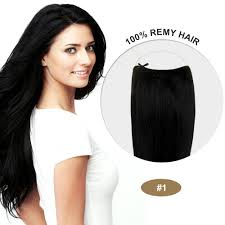 secret hair extensions jet black 1 flip in human hair extension secret hair 100g