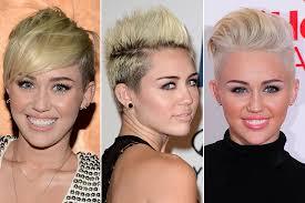 Kurzhaarfrisuren Wachsen Lassen by Miley Cyrus Frisur So Lässt Sie Die Haare Wachsen