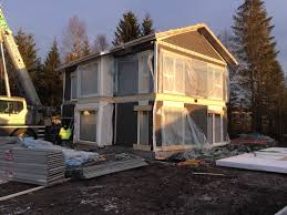 House With Carport by House In Rokkestad U2014 Husvik