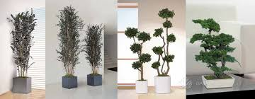 artificial trees for interior design gaja decor
