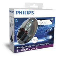 Led Bulbs For Fog Lights by X Treme Ultinon Led Car Fog Light Bulb 12834unix2 Philips