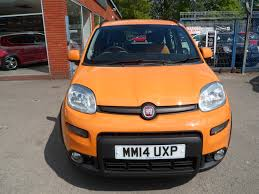 used fiat panda trekking for sale motors co uk