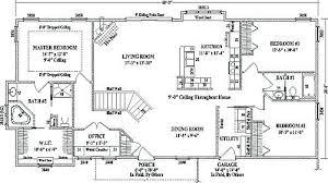 four bedroom house floor plans 4 bedroom ranch style house floor plans recyclenebraska org