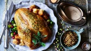 food recipes turkey crown and