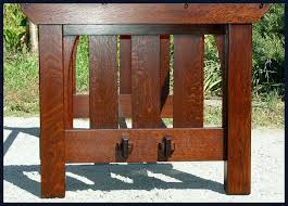 Craftsman Dining Table by Voorhees Craftsman Mission Oak Furniture Gustav Stickley Harvey