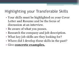 transferable skills resume sample template billybullock us