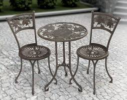 Patio Bistro Chairs 20 Best Balcony Images On Pinterest Balcony Bistro Tables And