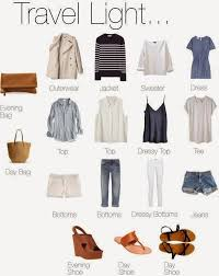 packing light for europe how to pack light easy how to on packing light lights packing