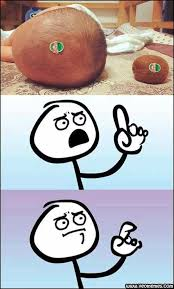 Meme O - memes chistosos para descargar cabeza o kiwi i ríe