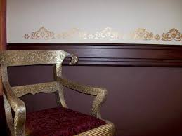 Dining Room Molding Ideas Chair Rail Ideas For Family Room Some Chair Rail Concept You Can