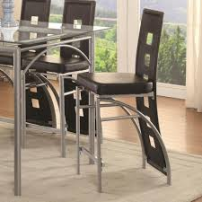 contemporary counter height table fine furniture san diego kitchen dining counter height