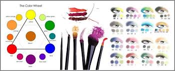 color wheel for makeup artists the makeup movement mentor program