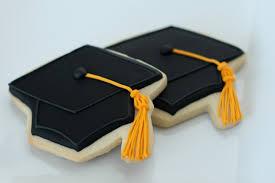 graduation cookies how to decorate sugar cookies