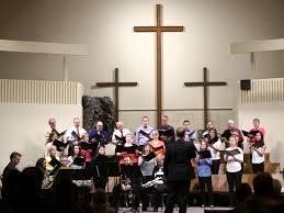 easter choral easter celebration at grace mennonite church