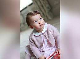 Princess Of England Happy Birthday Princess Charlotte Inside Her Adorable 1st Year