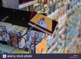 pope francis souvenirs pope francis souvenirs stock photos pope francis souvenirs stock