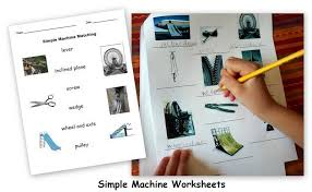 simple machines unit hands on activities on levers homeschool den