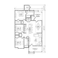 flooring cameron ii fp 0 bungalow floor plan tightlines designs