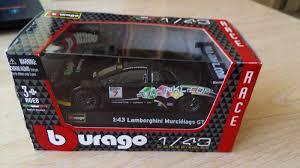 Lamborghini Murcielago Fiat 500 - bburago fiat 500 1 32 new what u0027s it worth