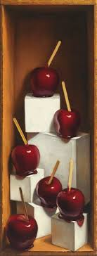 candy apples boxes 3 candy apples with 2 white boxes white box candy apples and box