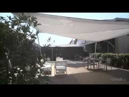 Sail Canopy Awning Sail Awnings By Corradi 1 Youtube