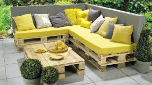 coussin pour canap de jardin coussin pour canape de jardin beau fabriquer des coussins pour salon