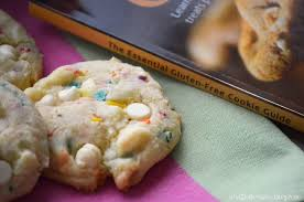 cake batter cookies what the fork