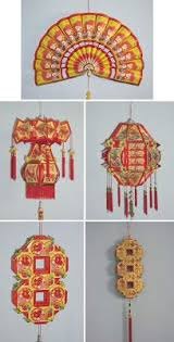 New Year Decoration Craft by 184 Best Chinese New Year Images On Pinterest Chinese Crafts