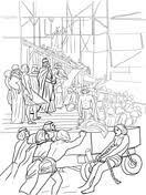 coloring page for king solomon king solomon coloring pages free coloring pages