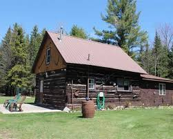 cabin for sale landleader rapid river retreat