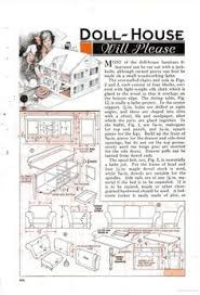 Bricobilly Plans For Amazing Doll by Page 1 Popular Mechanics Google Books Minis Plans Pinterest