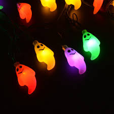 halloween flickering lights 77 off leviitec halloween string lights solar powered outdoor