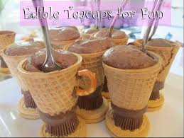edible chocolate cups to buy 22 best edible tea cups images on birthdays edible
