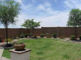 stucco u0027ing backyard wall gilbert houses contractors move