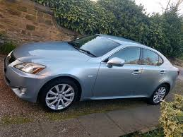 lexus is 220d for sale in yorkshire lexus is220d se l multimedia high spec 57 plate fsh in rotherham