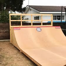 tanner fox u0027s backyard mini ramp build skateboarding carlsbad