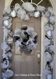 Door Decoration For New Year by New Years Eve Decorations Home Design Ideas And Inspiration