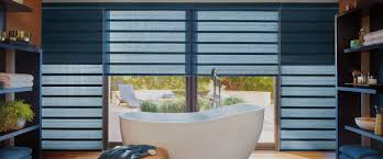 Soft Roman Shades Top Down Window Treatments Blinds Shades U0026 Shutters Hunter Douglas