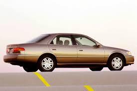2000 toyota camry overview cars com