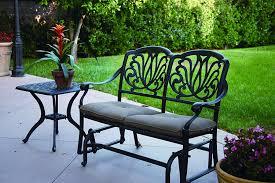furniture cast aluminum outdoor furniture with cast aluminum