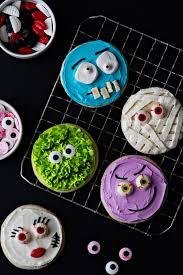 halloween monster cookies my baking addiction