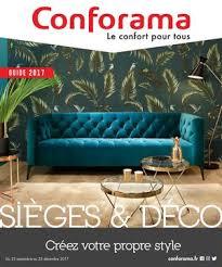 siege social conforama calaméo conforama guide siege et deco 2017