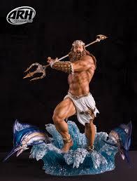 arh studios greek mythology poseidon