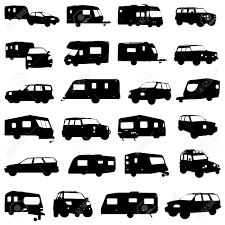 Vintage Ford Truck Camper - 2 884 truck camper stock vector illustration and royalty free