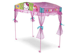 Toddler Bed With Canopy Hello Canopy For Toddler Bed Delta Children