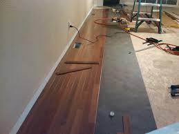 impressive laying hardwood floors how to install hardwood floors