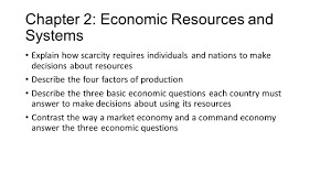 unit 1 the economy and you ppt video online download