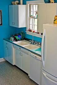 Retro Kitchen Cabinet Brian U0026 Keri U0027s Happily Ever After 7 000 Kitchen Remodel Retro
