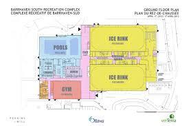 Recreation Center Floor Plan by Sports Complex Archives Half Moon Bay Community Association